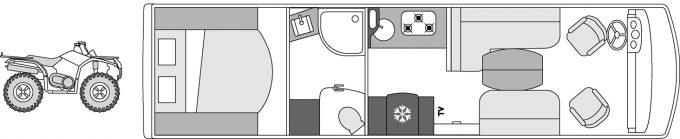 Camping-car de luxe Le Voyageur Liner - 924QD