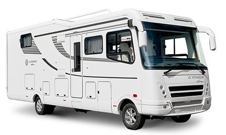 Campings-car Le Voyageur : Gamme Liner